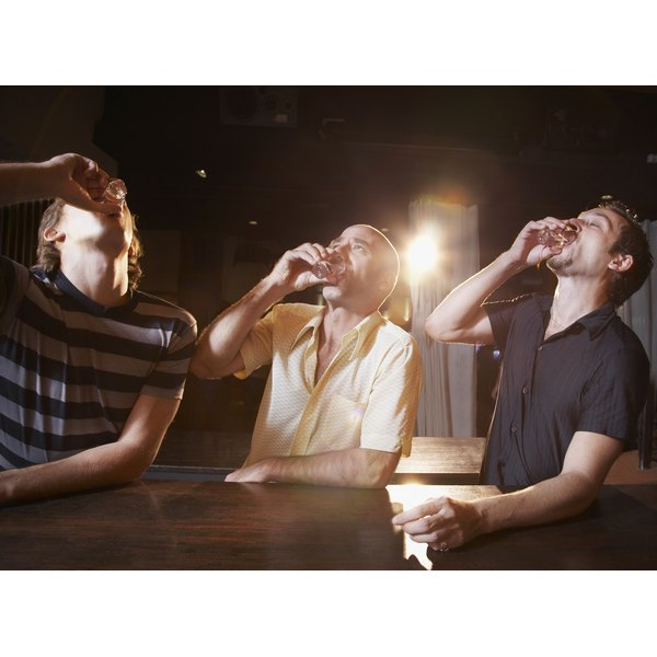 Watch your friends at parties to prevent harm from alcohol poisoning.