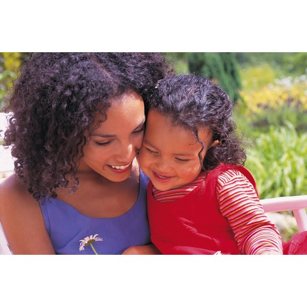 Grants are available to aid single working mothers in times of hardships.