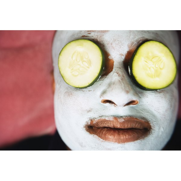 Incorporate a hydrating face mask into your weekly skin care routine to tackle dullness.
