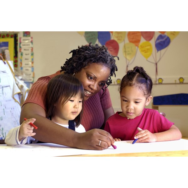 Preschool helps cognitive development by stimulating learning and questions.