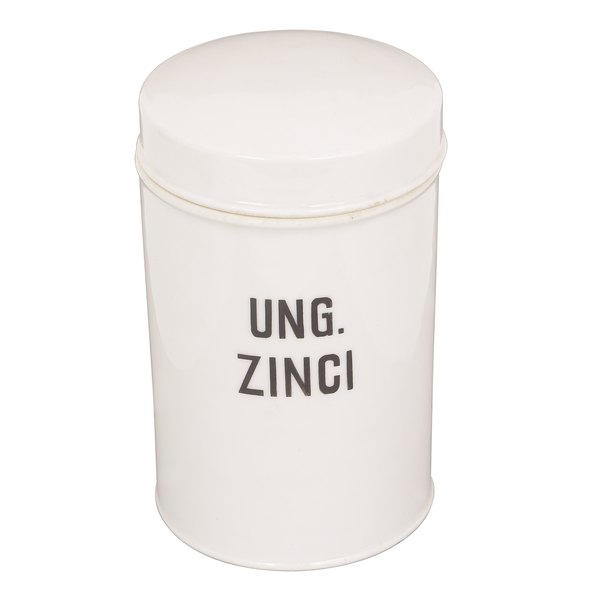Use zinc supplements wisely.