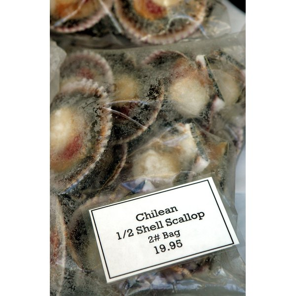 Scallops can be teamed with tilapia for a tasty dinner.