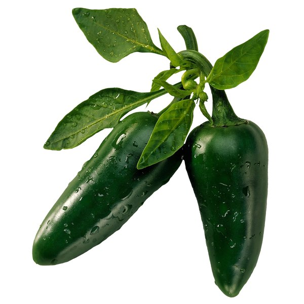 Chili prepared with spicy green peppers may help you to lose weight.