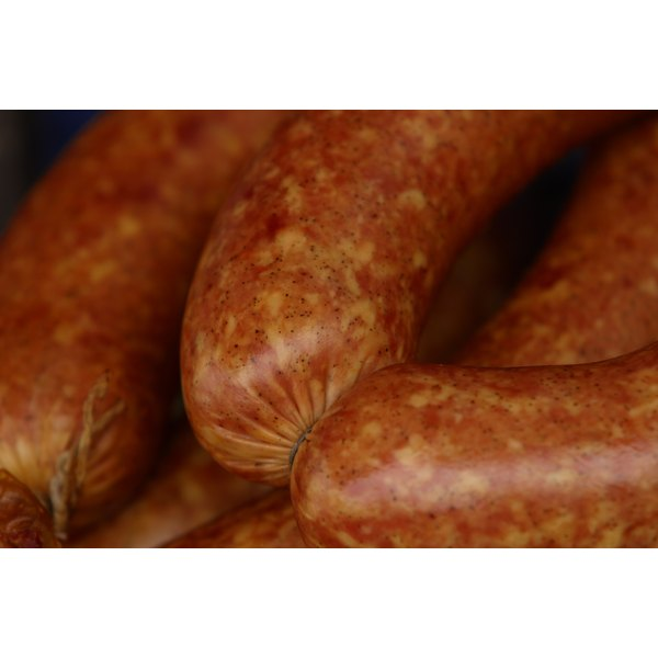 Italian sausage can be cooked in a variety of alcohol for delicious results.