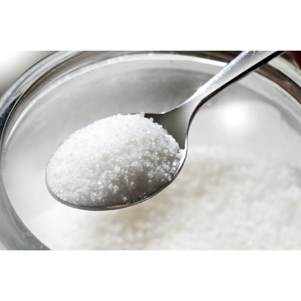 Sugar supplies calories but has no other nutritional value.