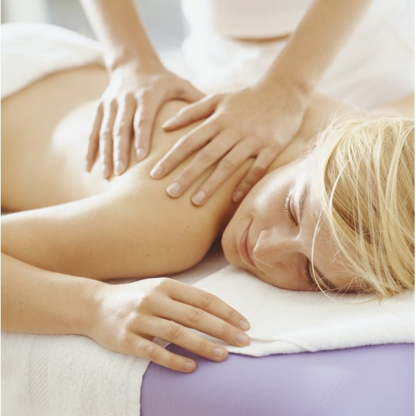 Intense massage treatments may leave you sore.