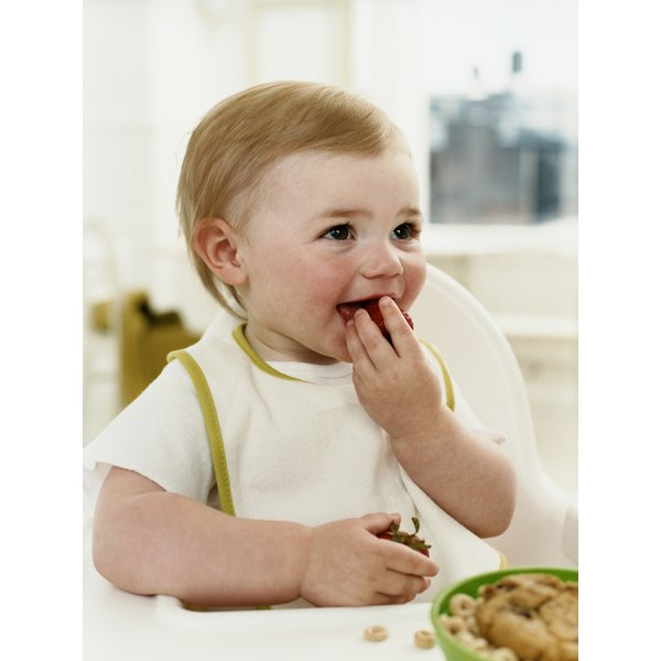 Your baby could enjoy the tastes it experiences frequently while in utero.