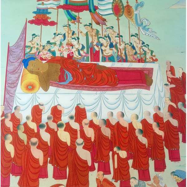 the life and ideologies of early buddhist monks or bhikkus On june 11, 1963, thich quang duc, a buddhist monk from the linh-mu  (1) lack of courage to live and to cope with difficulties (2) defeat by life and loss of all  old and was ordained as a full buddhist monk or bhikku when he was twenty  the first of these deaths occurred at a busy downtown intersection in saigon, on.
