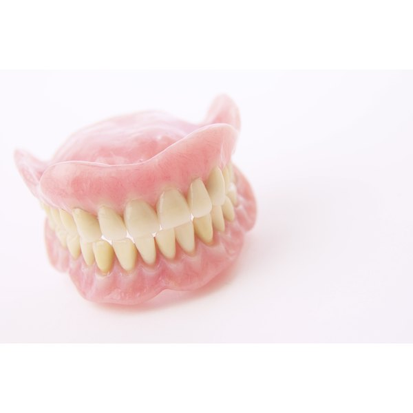 Five years is the longest you can expect a good fit from dentures.