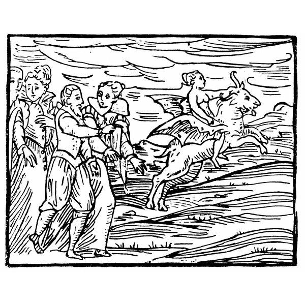 The Devil Amp Satan In Puritan Beliefs Synonym