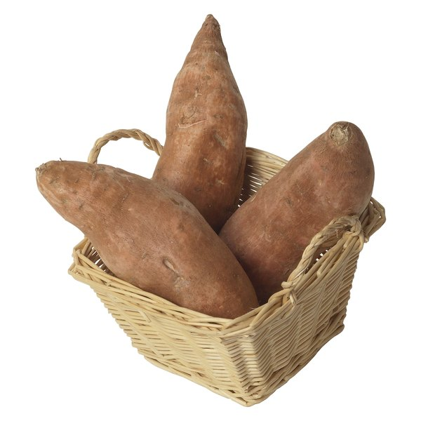 Add yams to your weekly grocery list for healthy meal planning.