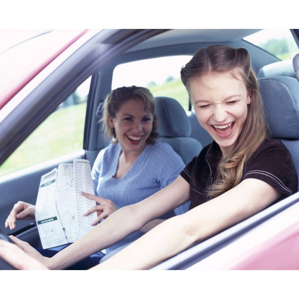 Small-town teens might be less likely to wear seatbelts.