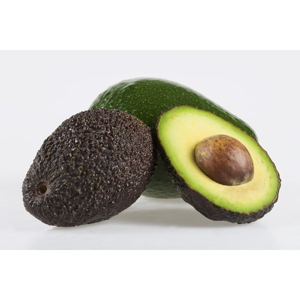 Avocados are a nutritious food to keep on hand.