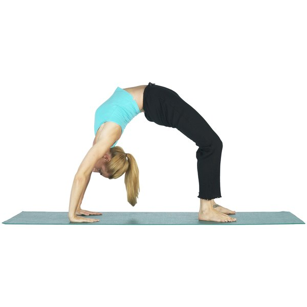 The contortions involved in yoga can injure the body.