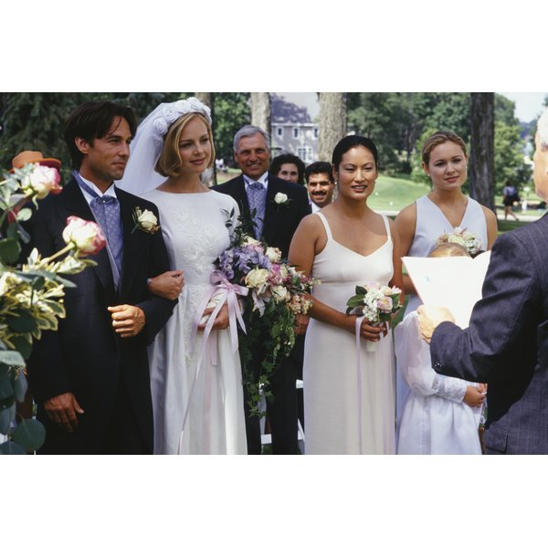 How To Get Ordained To Officiate A Wedding