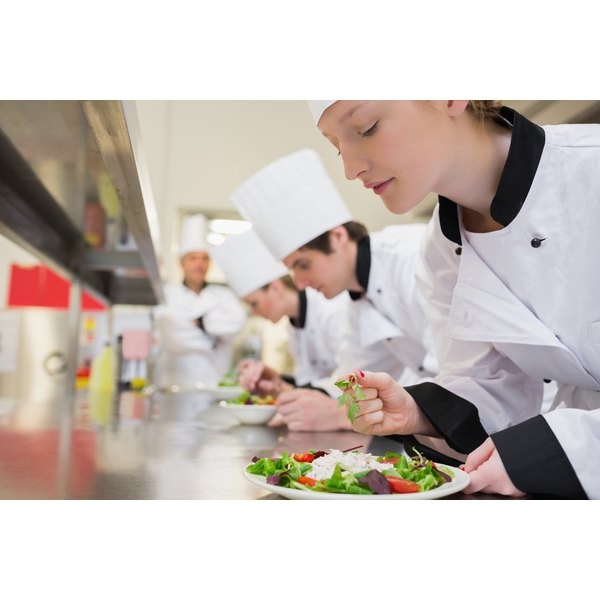 Vegan cuisine's popularity is growing and vegan culinary schools are becoming more widespread.