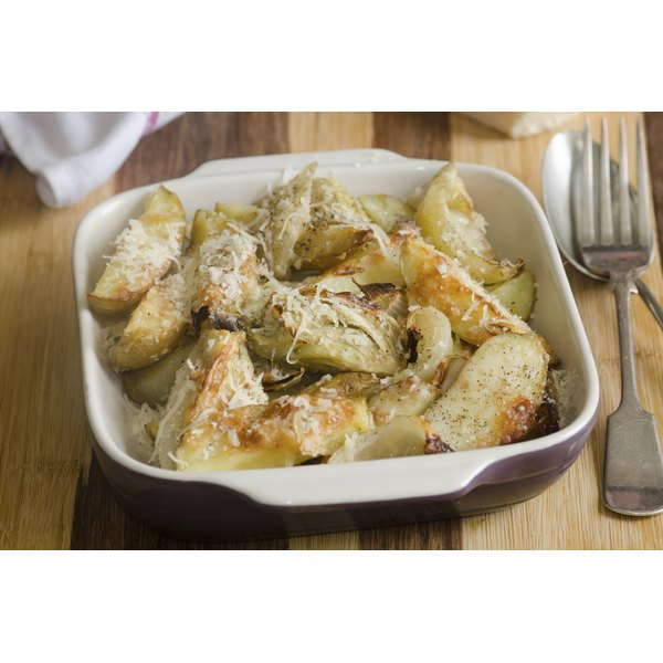 Slow braising, alone or with other vegetables, gives fennel a rich and creamy texture.