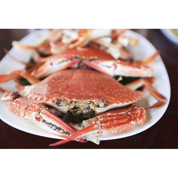 Use fresh, already picked crabmeat for the soup to save time and work.