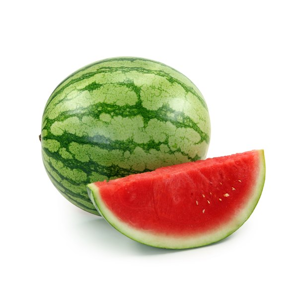Watermelon can help cleanse the body.