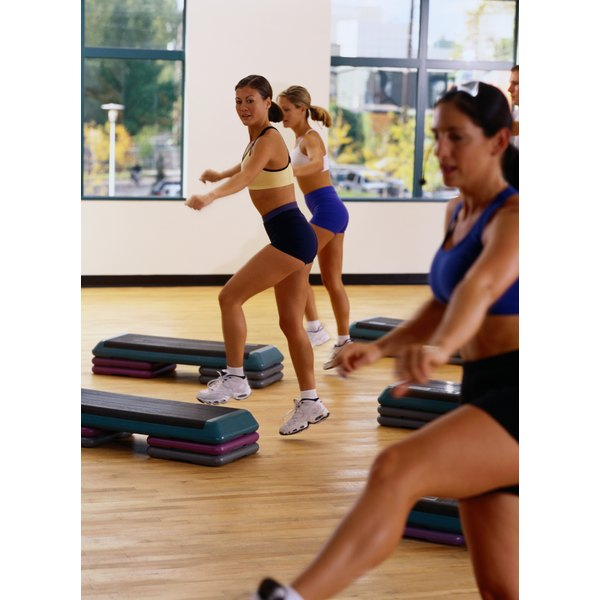 Group classes can be a fun and effective way to get started with exercise.