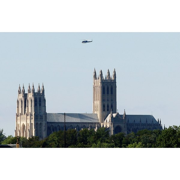 The National Cathedral is the seat of the presiding Episcopal bishop.