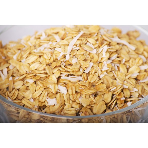An essential part of the Dukan diet is eating oat bran.