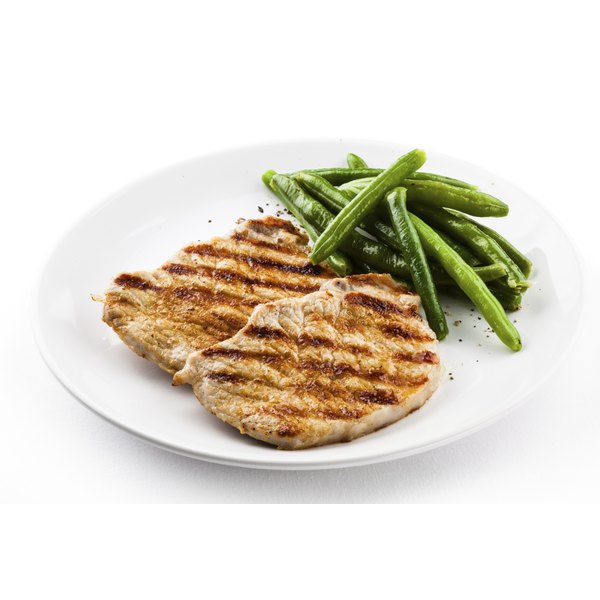 Food sources of protein such as chicken contain both amino acids.