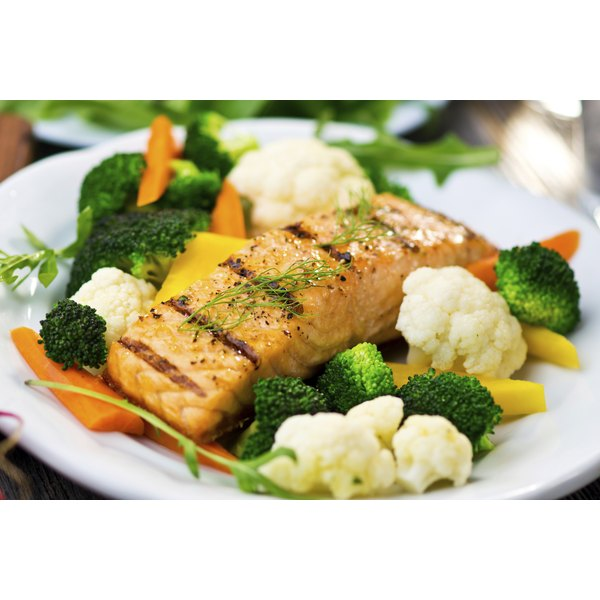 Foods that are natural sources of melatonin, such as fish, can help you sleep better.