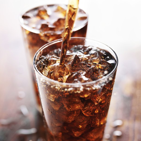 Sodium benzoate is a form of benzoic acid  commonly used as a preservative in sugary soft drinks.