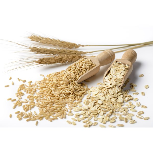 Oatmeal helps to balance blood sugar levels for better diabetic control.