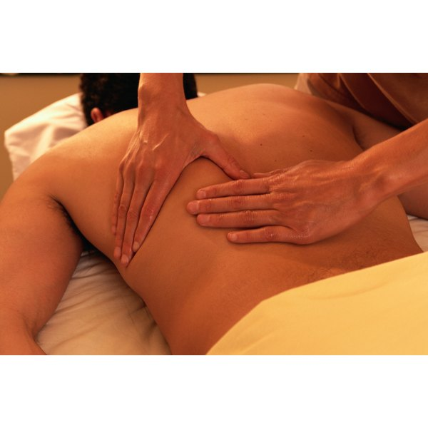 Massage therapy and myofascial release involve manual manipulation of tissues.