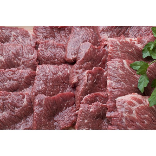 Look for quality cuts of beef for French-style cooking.