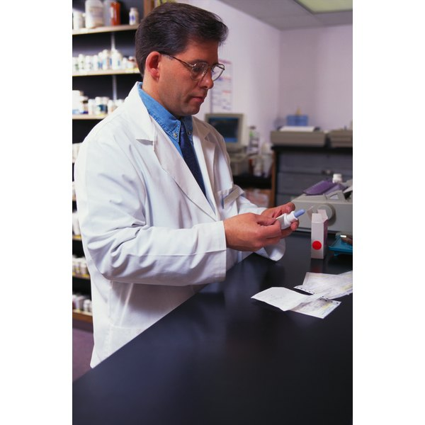 A compounding pharmacist can produce a customized prescription for progesterone.