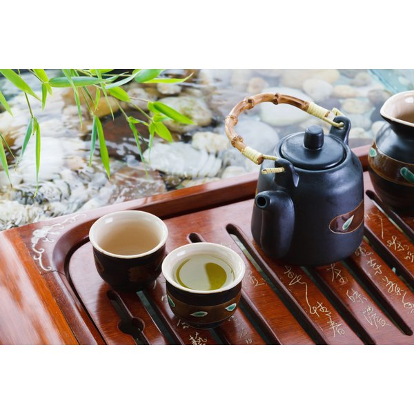 Probiotics can be found in different tea products.