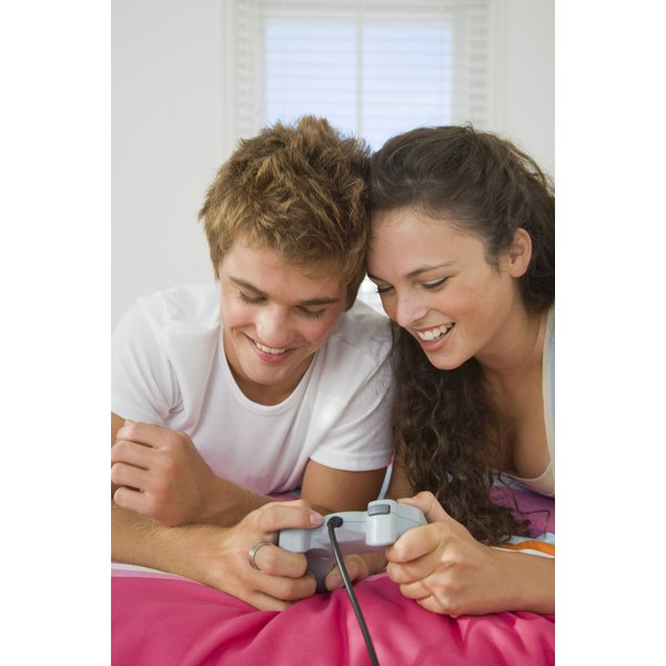 Adolescent dating is generally very different from adult dating.