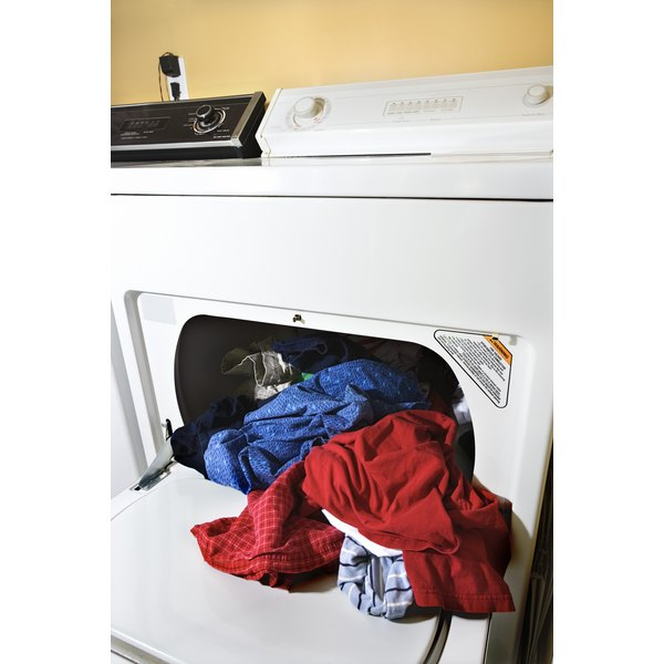 Synthetic materials such as acrylic and polyester are highly prone to developing static cling.