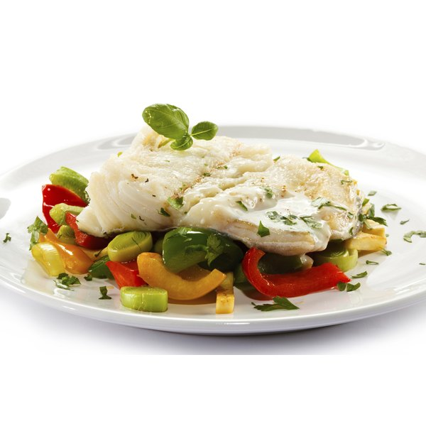 The American Heart Association recommends consuming cod and other fish at least twice per week.