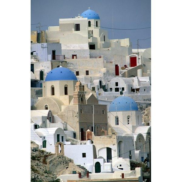 Greek cooking makes heavy use of yogurt.