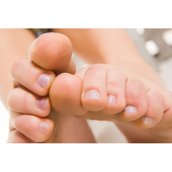 Tea tree oil is often used for fungal nail infections.