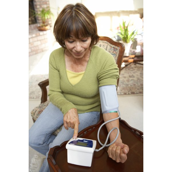 Personal blood pressure cuffs can help you monitor your blood pressure at home.