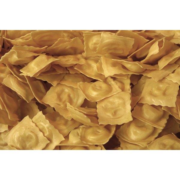 You can use wonton wrappers to make homemade ravioli.