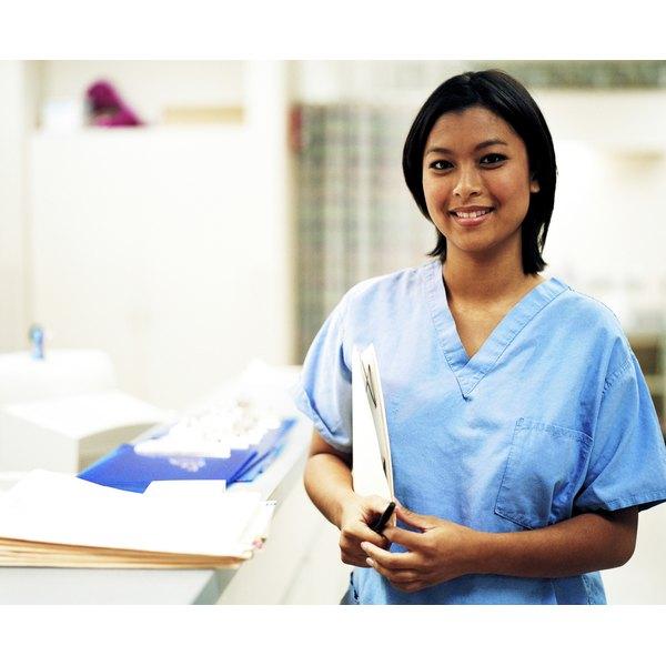 Nurse's week is held in May each year.
