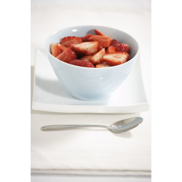 Include healthy carbs like fruit at breakfast for nutrition and energy.