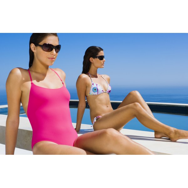 Tanning oil is a popular choice for people looking to accelrate the tanning process.