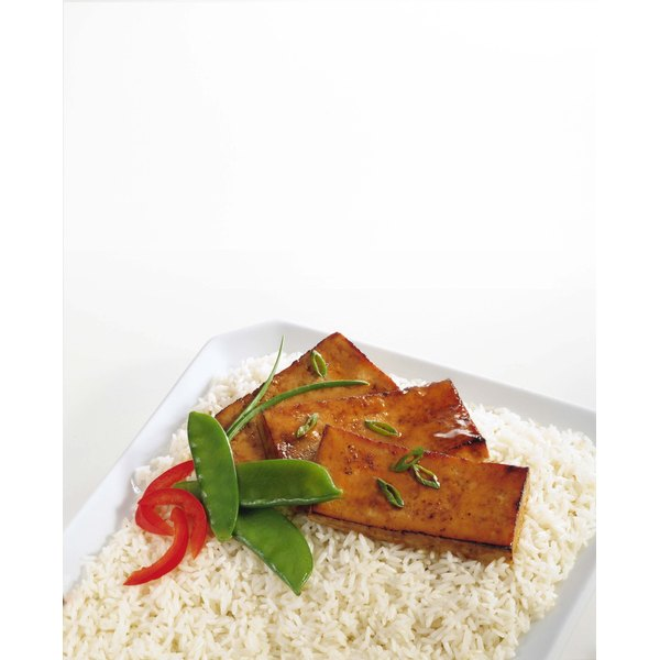 Tofu is a complete source of protein.