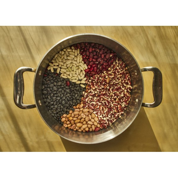 Use the same basic methods to cook most varieties of dried beans.