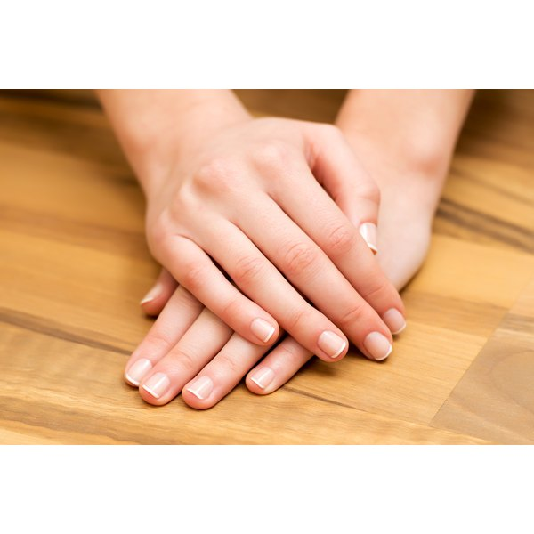 Will Vitamin B Complex Harden Fingernails? | Healthfully