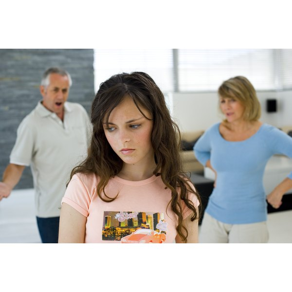 Overly critical parenting creates negative internal dialogue in a child.