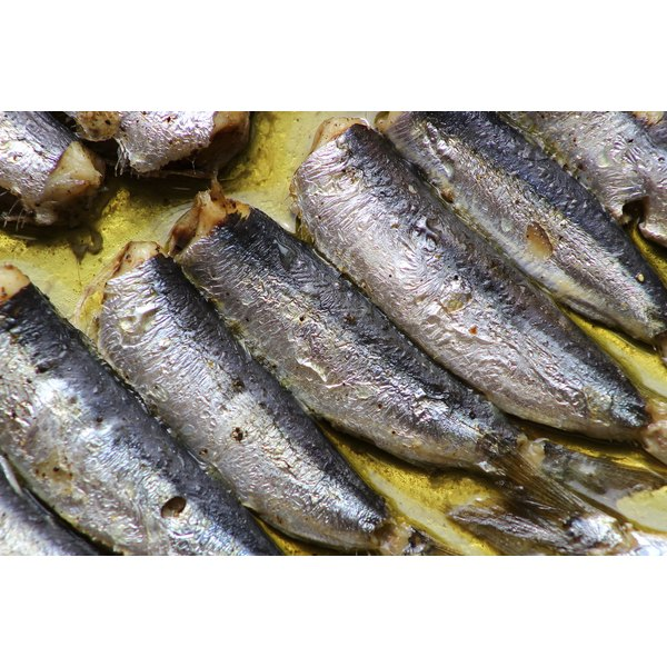 Fresh sardines are flavorful when baked with herbs and lemon.