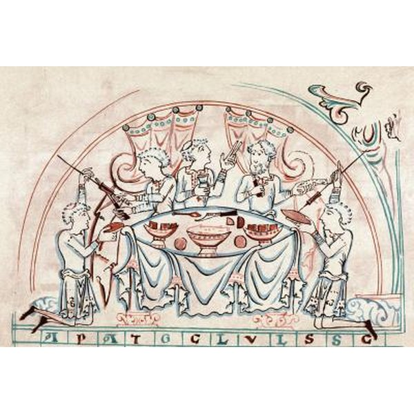 Village Life Of Medieval Women In The Middle Ages